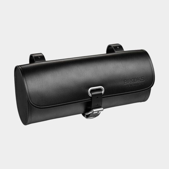 Sadelväska Brooks Challenge Black, 0.5 liter