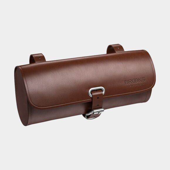 Sadelväska Brooks Challenge Brown, 0.5 liter