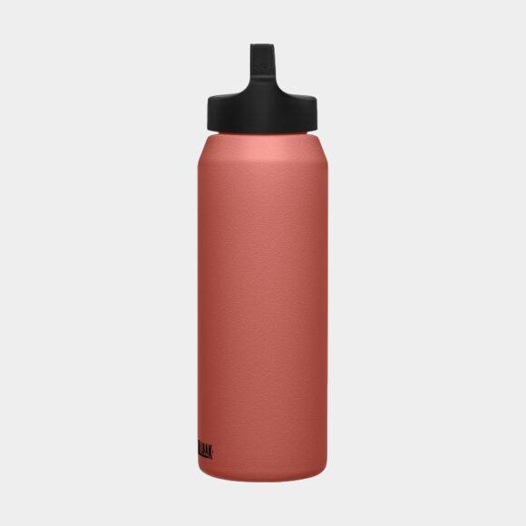 Termosflaska Camelbak Carry Cap SST Vacuum Insulated Terracotta Rose, 1 liter