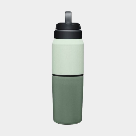Termosflaska Camelbak MultiBev SST Vacuum Stainless Moss, 0.5 liter