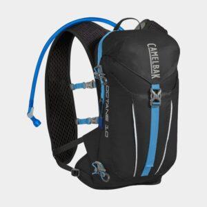 Vätskeryggsäck Camelbak Octane 10 Black/Atomic Blue, 10 liter + vätskebehållare (2 liter)