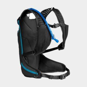 Vätskeryggsäck Camelbak Octane XCT Black/Atomic Blue, 7 liter + vätskebehållare (2 liter)