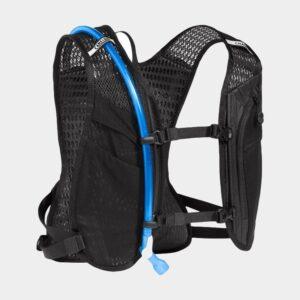 Vätskeryggsäck för cykel Camelbak Chase Bike Vest Black, 4 liter + vätskebehållare (1.5 liter)