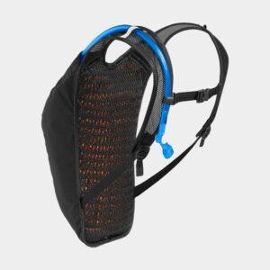 Vätskeryggsäck för cykel Camelbak Hydrobak Light Black/Silver, 2.5 liter + vätskebehållare (1.5 liter)