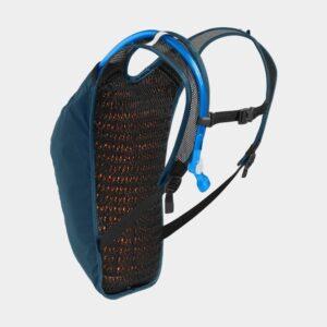 Vätskeryggsäck för cykel Camelbak Hydrobak Light Gibraltar Navy/Black, 2.5 liter + vätskebehållare (1.5 liter)