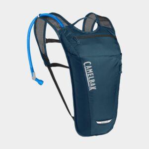 Vätskeryggsäck för cykel Camelbak Rogue Light Gibraltar Navy/Black, 7 liter + vätskebehållare (2 liter)
