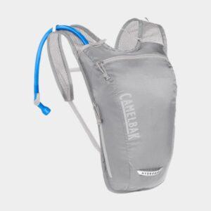 Vätskeryggsäck för cykel Camelbak Women's Hydrobak Light Drizzle Grey/Silver Cloud, 2.5 liter + vätskebehållare (1.5 liter)