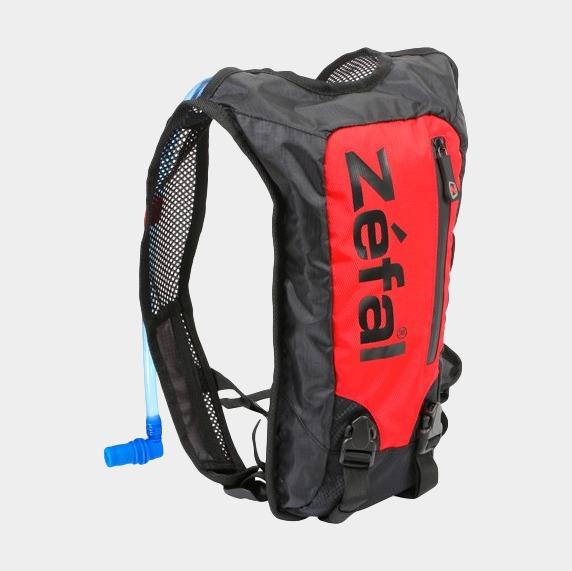 Vätskeryggsäck för cykel Zefal Z Hydro Race, 2.5 liter + vätskebehållare (1.5 liter)