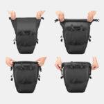 Pakethållarväska Sahoo Drypak, 10 liter