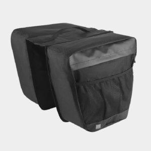 Pakethållarväskor Sahoo Travelpak, 2 x 14 liter