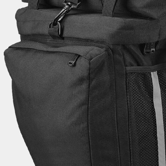 Pakethållarväskor Sahoo Travelpak Triple, 2 x 12 liter + 13 liter