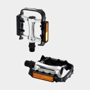 Pedaler XLC PD-M02, 1 par, Standardpedaler, svart