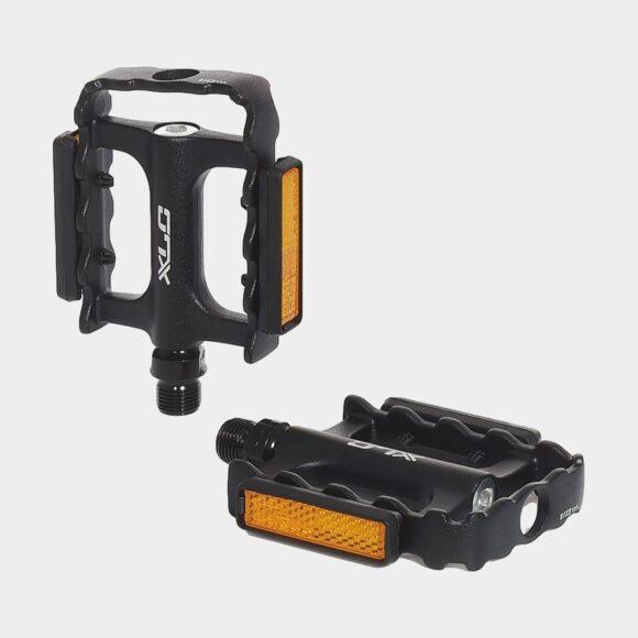 Pedaler XLC PD-M11 Ultralight II, 1 par, Standardpedaler, svart