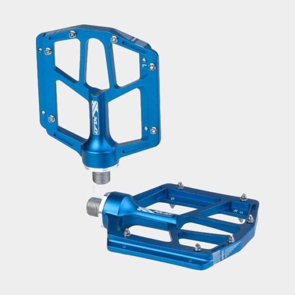 Pedaler XLC PD-M14, 1 par, Plattformspedaler, blå