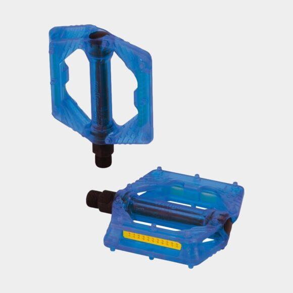 Pedaler XLC PD-M16, 1 par, Plattformspedaler, blå