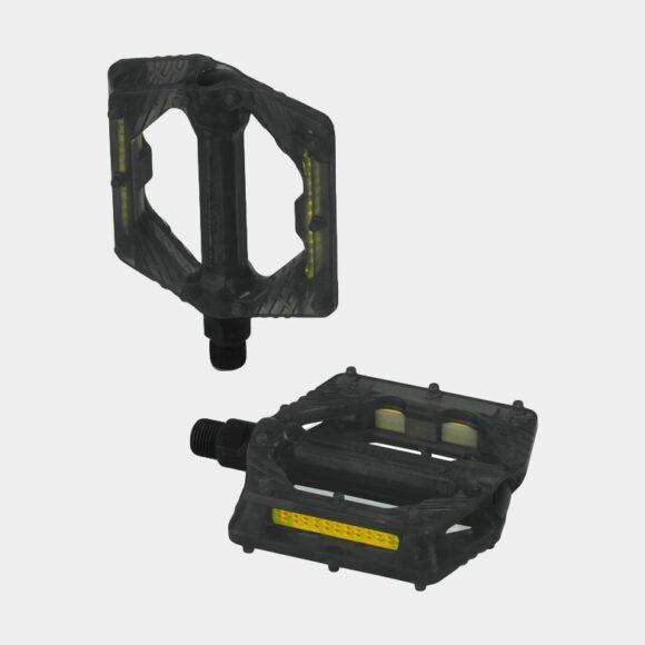 Pedaler XLC PD-M16, 1 par, Plattformspedaler, svart