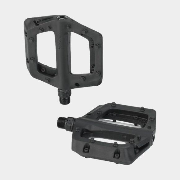 Pedaler XLC PD-M23, 1 par, Plattformspedaler, svart