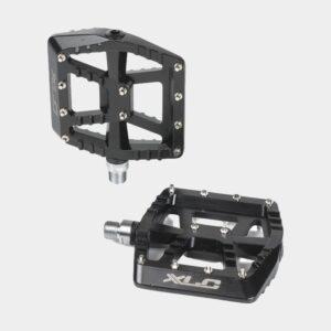 Pedaler XLC PD-M25, 1 par, Plattformspedal, svart