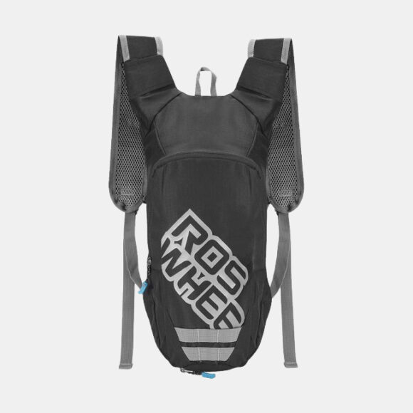 Vätskeryggsäck Roswheel Racepak 2,5 liter + vätskebehållare (2 liter)