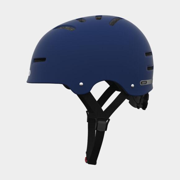 Cykelhjälm ABUS Aven-U Blue Matt, Large (58 - 63 cm)