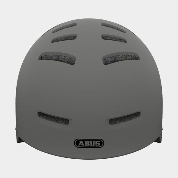 Cykelhjälm ABUS Aven-U Concrete Grey, Medium (53 - 58 cm)
