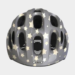 Cykelhjälm ABUS Youn-I Grey Star, Small (48 - 54 cm)