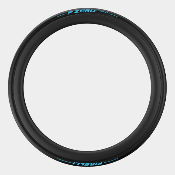Däck Pirelli P ZERO Velo Ceruleo Edition Aramid Breaker SmartNET Silica 25-622 (700 x 25C / 28 x 1.00) vikbart