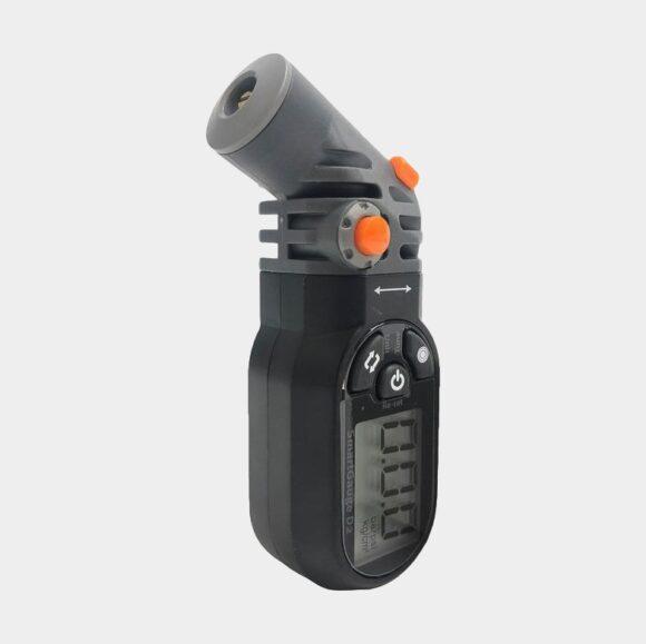 Digital däcktrycksmätare Maxxis Smartgauge D2, med bleed-funktion
