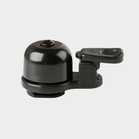 Miniringklocka M-Wave Bella Super Mini, Ø23 mm, svart