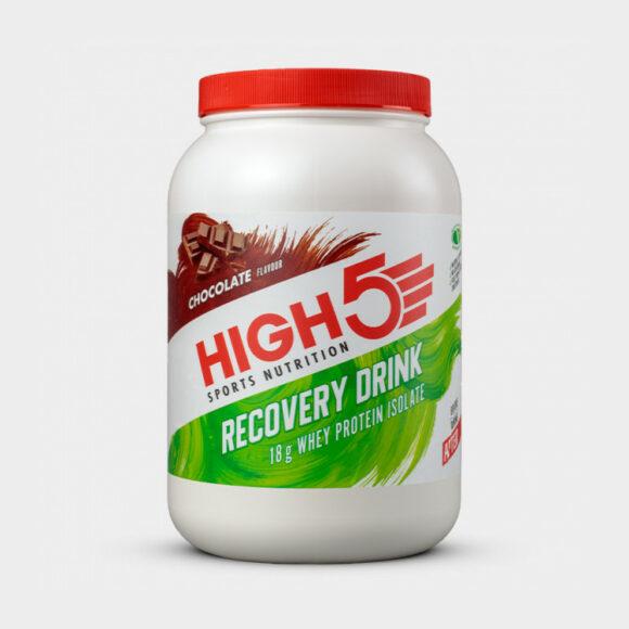 Återhämtningsdryck High5 Recovery Drink Chocolate, 1.6 kg