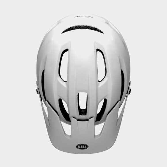 Cykelhjälm Bell 4Forty MIPS Gloss/Matte White Black, Medium (55 - 59 cm)