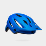 Cykelhjälm Bell 4Forty MIPS Matte/Gloss Blue Black, Small (52 - 56 cm)