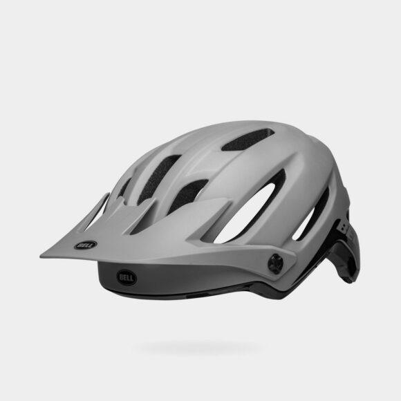 Cykelhjälm Bell 4Forty MIPS Matte/Gloss Grey/Black, Large (58 - 62 cm)