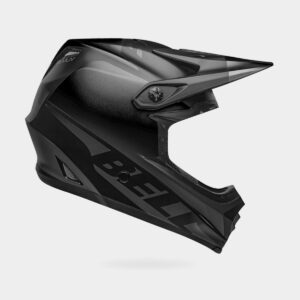 Cykelhjälm Bell Full-9 Fusion MIPS Matte/Gloss Black, X-Large (59 - 61 cm)