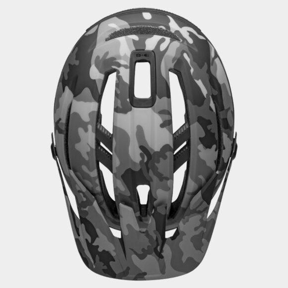 Cykelhjälm Bell Sixer MIPS Matte/Gloss Black Camo, Large (58 - 62 cm)