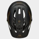 Cykelhjälm Bell Sixer MIPS Matte/Gloss Black/Gold Fasthouse, Medium (55 - 59 cm)