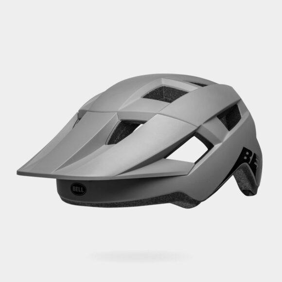 Cykelhjälm Bell Spark MIPS Matte/Gloss Grey/Black, Universal Adult (53 - 60 cm)