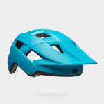 Cykelhjälm Bell Spark W MIPS Matte Bright Blue/Black, Universal Women (50 - 57 cm)