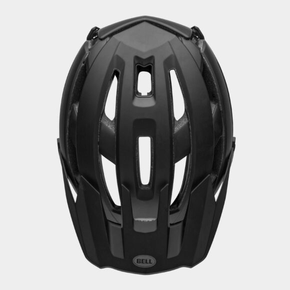 Cykelhjälm Bell Super Air R MIPS Matte/Gloss Black, Medium (55 - 59 cm)