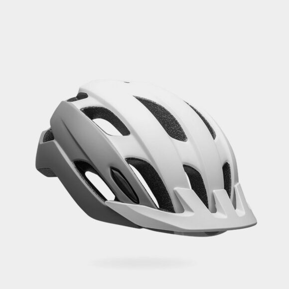 Cykelhjälm Bell Trace MIPS Matte White/Silver, Universal Adult (54 - 61 cm)