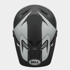 Cykelhjälm Bell Transfer Matte Black/White, Small (53 - 55 cm)