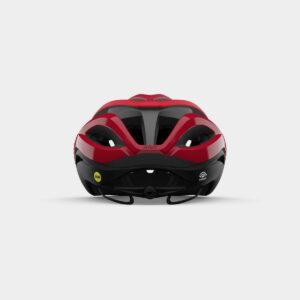 Cykelhjälm Giro Aether Spherical MIPS Matte Bright/Dark Red, Large (59 - 63 cm)