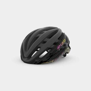 Cykelhjälm Giro Agilis MIPS W Black Craze, Medium (55 - 59 cm)