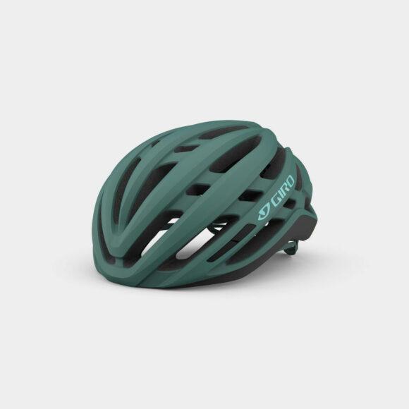 Cykelhjälm Giro Agilis MIPS W Matte Grey Green, Small (51 - 55 cm)