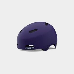 Cykelhjälm Giro Dime FS MIPS Matte Purple, Small (51 - 55 cm)