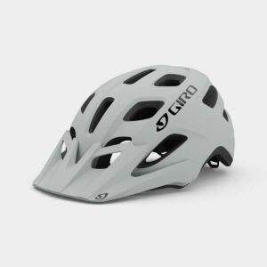 Cykelhjälm Giro Fixture MIPS Matte Grey/Green, Universal Adult (54 - 61 cm)