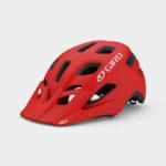 Cykelhjälm Giro Fixture MIPS Matte Trim Red, Universal Adult (54 - 61 cm)