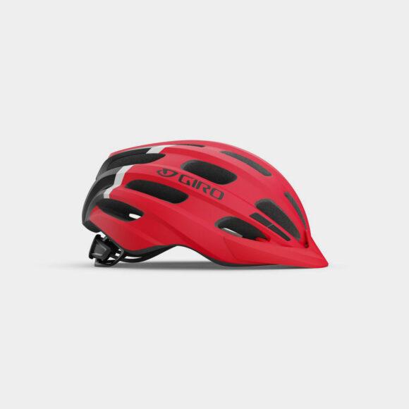 Cykelhjälm Giro Hale MIPS Matte Bright Red, Universal Youth (50 - 57 cm)