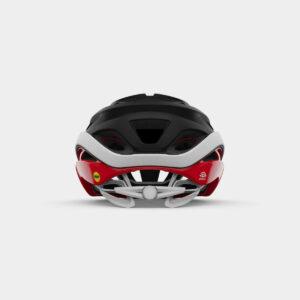 Cykelhjälm Giro Helios Spherical MIPS Matte Black/Red, Large (59 - 63 cm)
