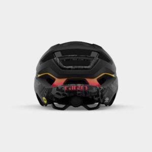 Cykelhjälm Giro Manifest Spherical MIPS Matte Black/Hypnotic, Small (51 - 55 cm)